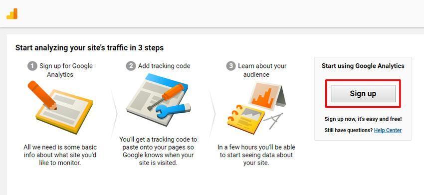 Google Analytics Guide - Step By Sep Gudie of Google Analytics