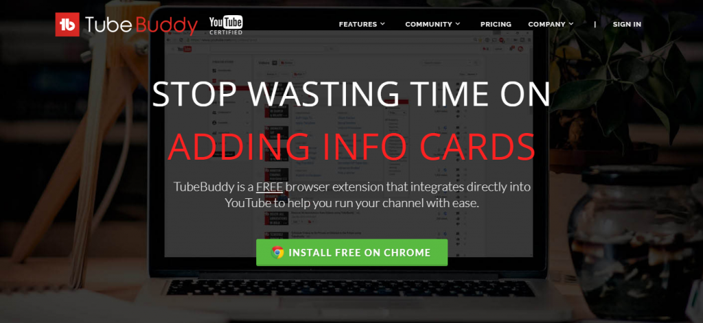 Tubebuddy - Best Apps for YouTubers in 2020