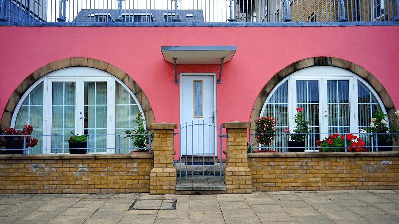 Aluminium Storefront Doors
